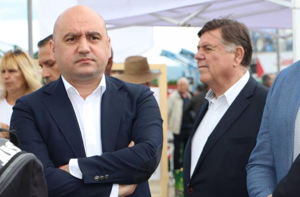 "Освободиха директора на Държавен фонд ""Земеделие"""