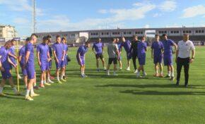 """""""Етър"""" излезе на първа тренировка с нов треньор и четирима нови футболисти / СНИМКИ"""
