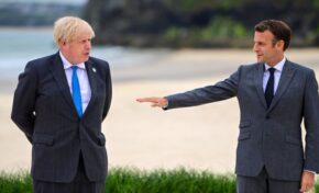 Макрон към Джонсън: Великобритания трябва да спази думата си за Brexit