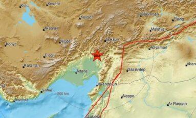 Земетресение с магнитуд 5,2 разтърси бреговете на Гърция и Турция