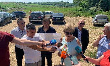 """Министър Комитова инспектира АМ """"Хемус"""""""