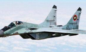 Откриха черната кутия на разбилия се МиГ-29