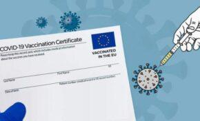EП прие окончателно въвеждането на  удостоверение за преболедувалите, изследваните и ваксинираните против COVID-19