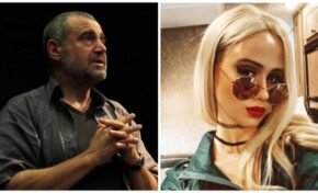Иван Добчев: Гордея се с Мария Бакалова! Не ме разбраха правилно, исках само да я предупредя да внимава в Холивуд