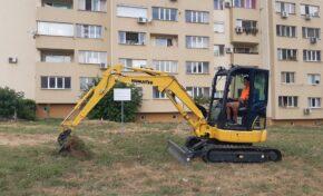 """С """"първа копка"""" в Свищов стартира реконструкция на водопроводна мрежа за 1.7 млн. лева"""