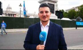 Спортният журналист Себастиан Чарлз пред Times.bg : Работата ми като спортен журналист придава смисъл на живота ми