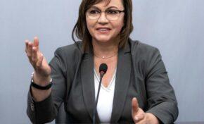 Нинова: Ще решим дали да подкрепим кабинета на ИТН, след като чуем имената на министрите