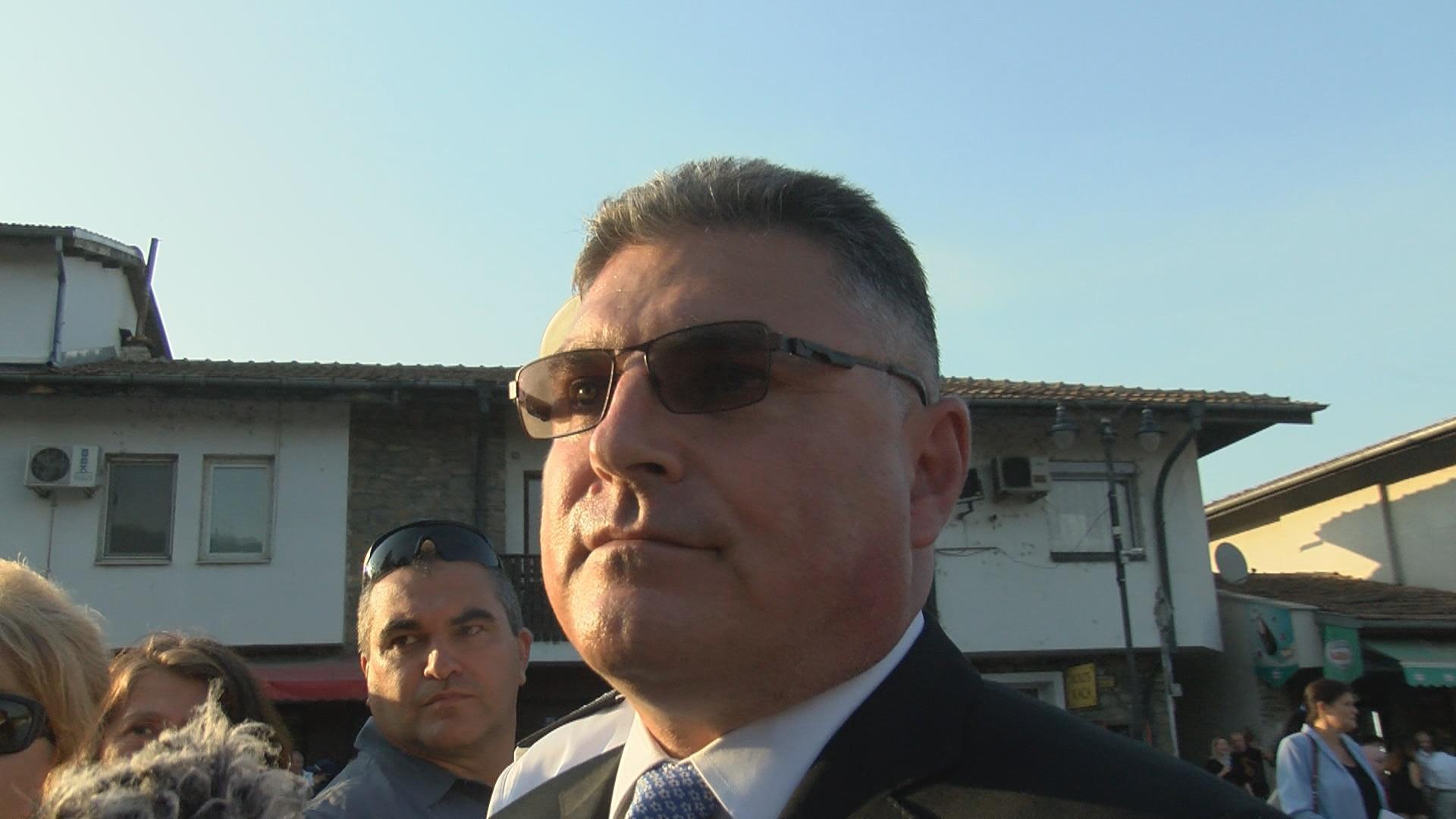 Военният министър Панайотов: Желанието ми е за колкото е възможно повече кораби на НАТО в Черно море