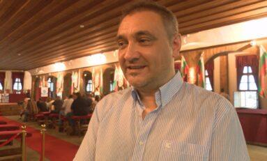 Проф. Андрей Чорбанов от ИТН влиза в парламента от Велико Търново
