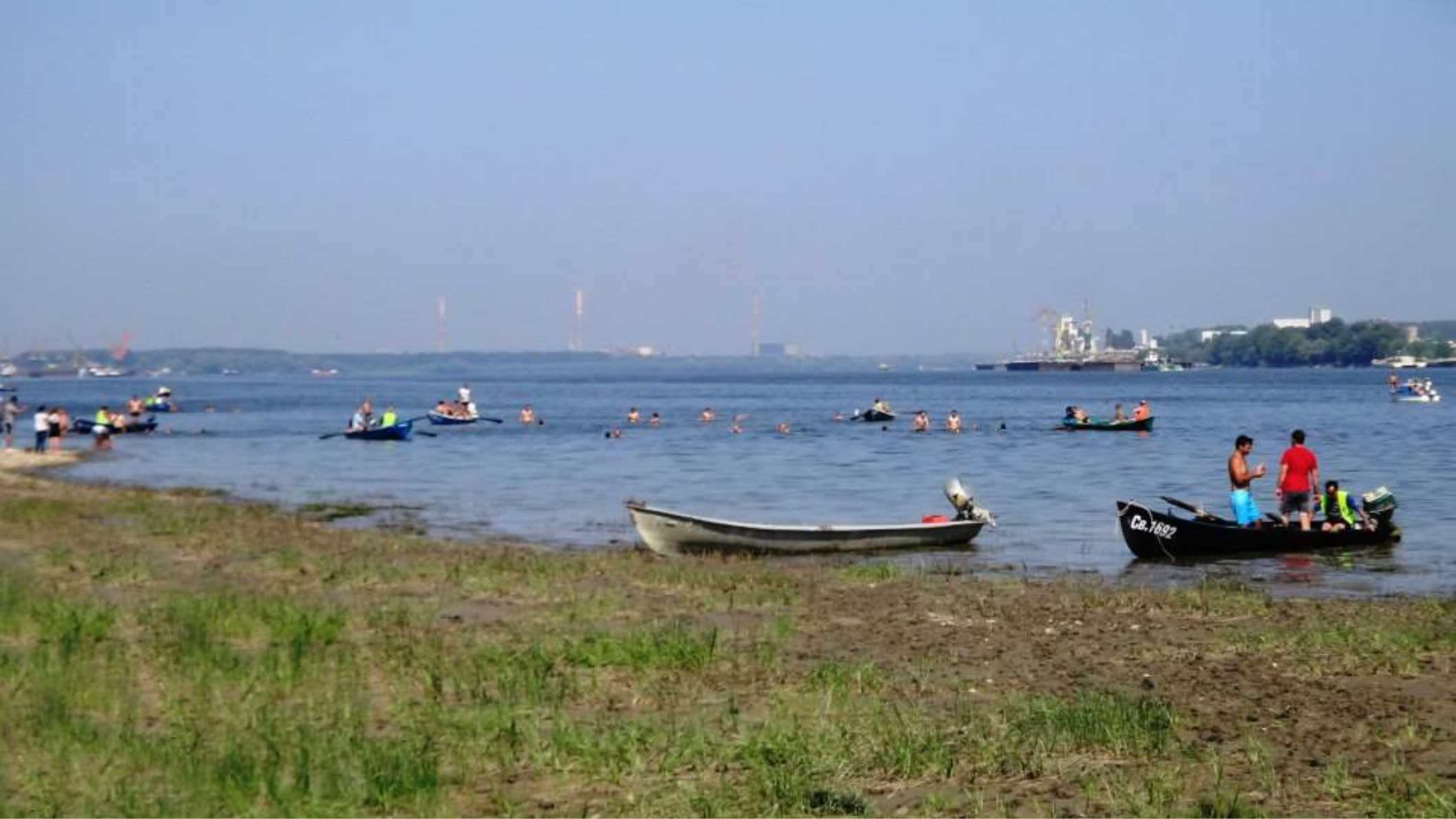 Организират 63-то традиционно преплуване на река Дунав край Свищов в събота