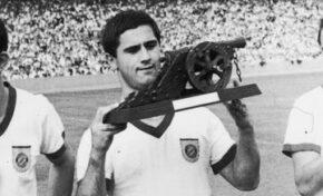 Отиде си голямата легенда на германския футбол Герд Мюлер