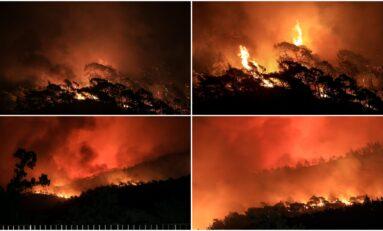 Шести ден продължава борбата на Турция с огнената стихия