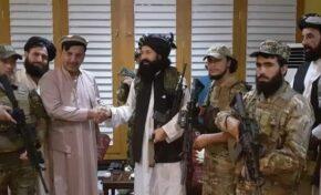 Братът на бившия афганистански президент се присъедини към талибаните