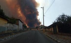 Обявяват частично бедствено положение след пожарите в Старосел и Кръстевич