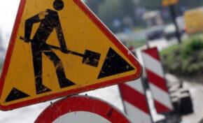 От понеделник движението на пътя Русе- Велико Търново край Полски Тръмбеш ще е едната лента