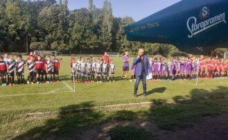 """Децата на """"Етър"""" спечелиха третия турнир в памет на Димитър Кушев"""