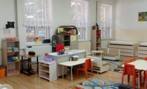 Модернизират и обновяват материалната база в детските градини в община Свищов