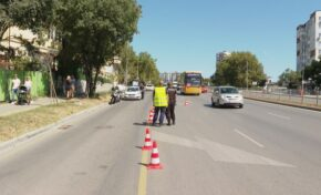 Дрогиран водач уби трима при тежка катастрофа край Евксиноград