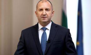 Румен Радев: Изборите ще бъдат 2 в 1 на 14 ноември