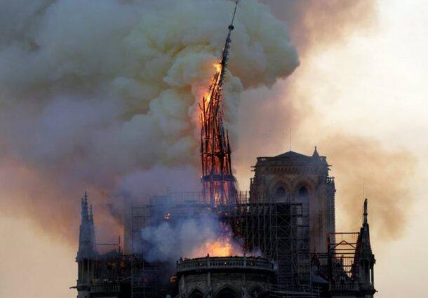 Завършиха укрепителните работи по Нотр Дам в Париж