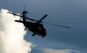 Военен хеликоптер катастрофира в Африка, има съмнение за загинали българи