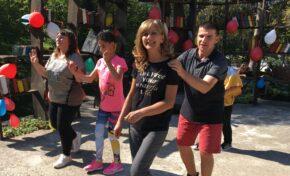 Празник сред природата зарадва деца и младежи от три социални услуги във В. Търново