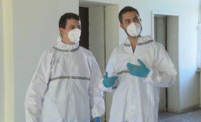 Със студенти доброволци и нови лекари болницата в Свищов овладява четвъртата COVID вълна