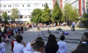 Велико Търново посреща 15 септември със 7,3% ръст на учениците