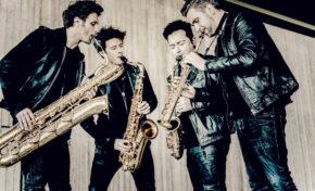 """Велико Търново част от световната премиера на новия проект на виртуозните саксофонисти от """"Сигнум"""""""