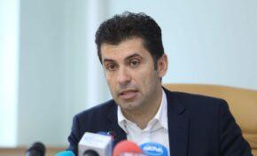 Кирил Петков: Критиките към нас говорят, че сме на прав път