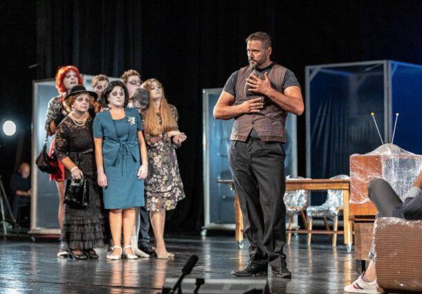 """Комичната опера на Пучини """"Джани Скики"""" ще бъде представена във Велико Търново на 3 ноември"""