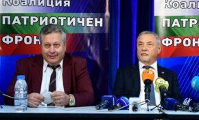 Кандидатпрезидентската двойка Валери Симеонов и Цветан Манчев утре ще се срещнат с великотърновци