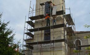 """Започна ремонтът на църквата """"Рождество на Пресвета Богородица"""" в Павликени"""