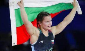 Биляна Дудова донесе гордост за България на Световното по борба