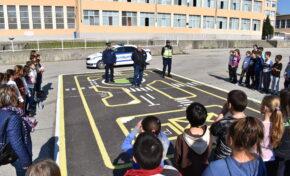 Беседи по пътна безопасност организираха в училища и детски градини във Великотърновско